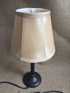 Provincial style vintage bedside lamp