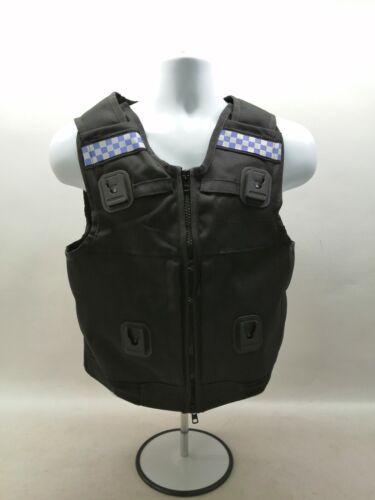 Body Armour Cover Black Reflective Cooneen Security Uniform Patrol Duty Grade 1
