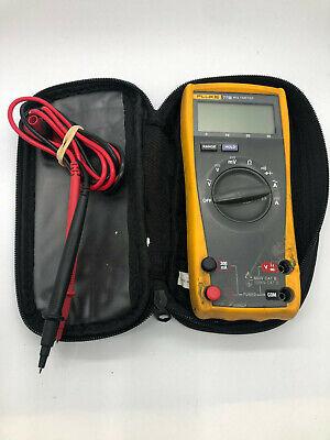 Fluke 77 Iii Digital Multimeter With Case