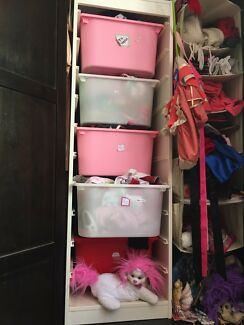 Ikea trofast vertical 5 drawers