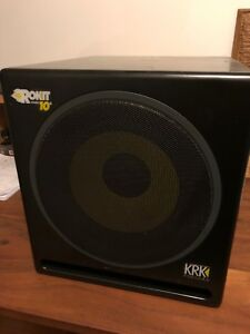KRK Rokit Powered 10S (G1) 250w Subwoofer