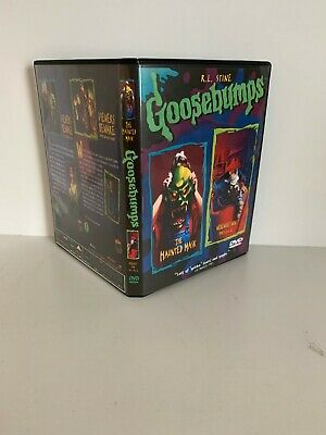 Goosebumps The Haunted Mask & Werewolf Skin Pts 1&2  On One DVD