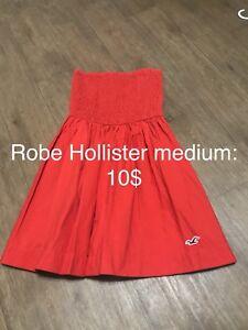 Robe Hollister medium