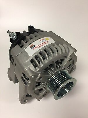 320 Amp 250A@Idle 2009-2018 Ram 1500 2500 Load Boss High Output Alternator 5.7L