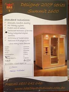 Far Infrared Sauna Scarborough Redcliffe Area Preview
