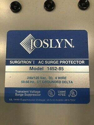 Joslyn Surge Suppressor 1452-85