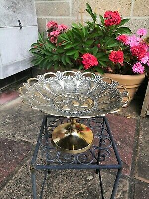 Antique Brass  Fruit Bowl