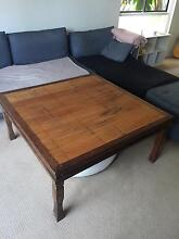 Cabinet and coffee table Indo Woollahra Eastern Suburbs Preview