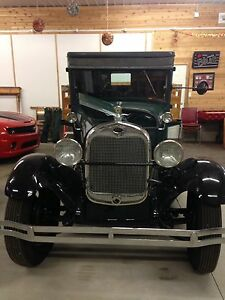 1929 Ford fully restored truck