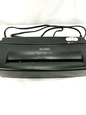 Durabrand Paper Shredder Model WM6S Used in Great Working Condition