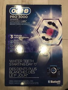 Oral B 3000 Brand New Sealed