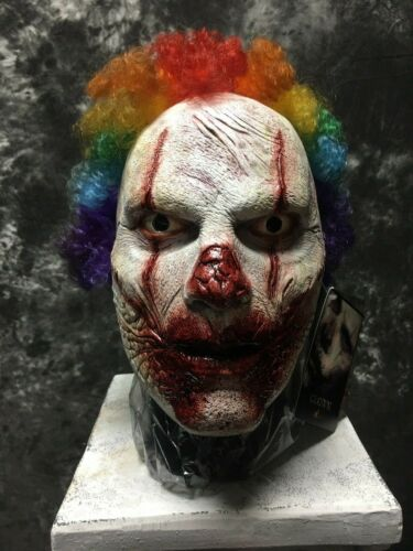 "Ghoulish Productions  licensed ""Clown"" mask from the movie Clown"