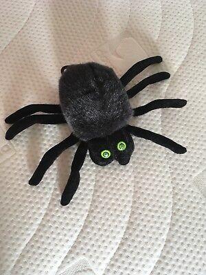 en Augen Und Zappelnden Füßen Aufziehbar Halloween (Halloween Spinne Auge)