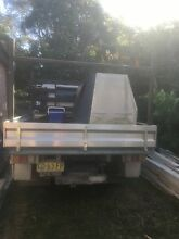 Isuzu truck Faulconbridge Blue Mountains Preview