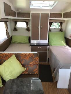 "Caravan vanguard - 17'6"" Logan 2012 Gracemere Rockhampton City Preview"