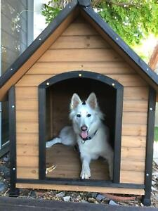 KENNEL DOG HOUSE Built New