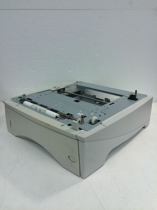 Hp LaserJet 4250 and 4350 500 Sheet Feeder Nice Off Lease Unit R73-6008 WORKNG