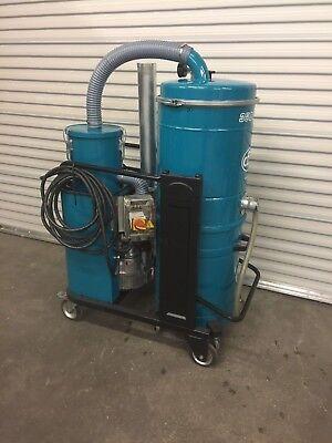 Nilfisk Industrial Vacuum - Osha Compliant