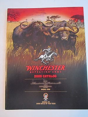 2009 WINCHESTER REPEATING ARMS CATALOG - 36 PAGES - EXCELLENT CONDITION - BB-3C