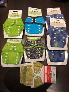 Bummies Cloth diapers