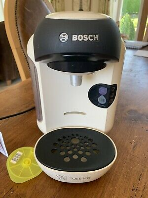 Bosch Tassimo  0.7 Litres Coffee Machine - Cream