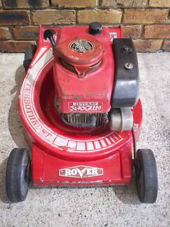 ROVER 4 STROKE,19 INCH HONDA GV150 LAWN MOWER! Runcorn Brisbane South West Preview