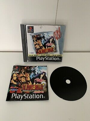 Used, Bloody Roar 2 Sony PlayStation PS1 PAL PSX Fighting Game for sale  Shipping to Nigeria