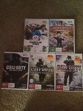 Wii games $20 for all Angle Vale Playford Area Preview