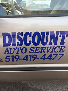 Used Tires and Mechanic Available