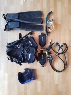 Dive Gear - top quality, good condition