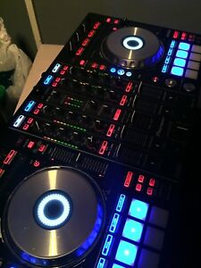 Pioneer DDJ-SX with Instruction Book and Serato