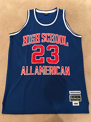 more photos 0a900 f6b8c Basketball-Other - Mcdonalds All American Jersey - Trainers4Me
