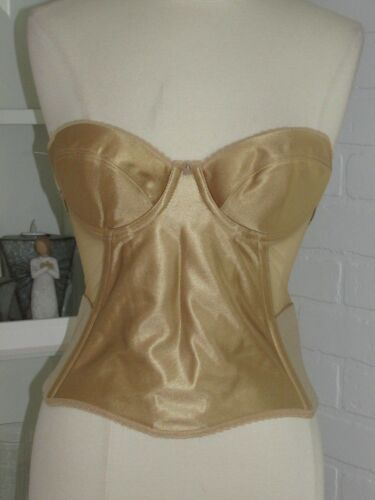 Strapless,Backless Bra-Flatter Me- Nude - Flatter Me by Merry Modes-varies sizes