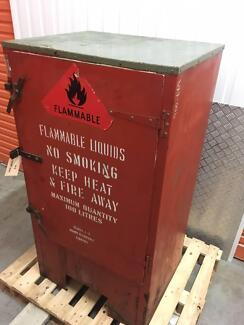 Flammable Liquid Storage Cabinet 100 litre Milton Brisbane North West Preview