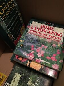 15 landscaping and garden books!