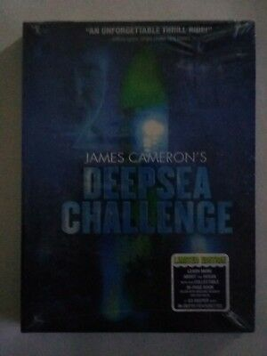 Deepsea Challenge (DVD, 2014, Special Edition)