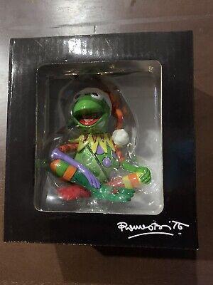 Kermit The Frog Romero Britto Mini Figurine New In Box With Tags