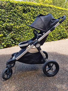 Baby Jogger City Select with bassinet & accessories Fairy Meadow Wollongong Area Preview