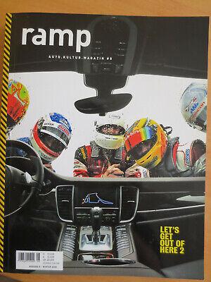 Ramp - Auto.Kultur.Magazin Ausgabe 8 Winter 2009 (Ramp-auto)