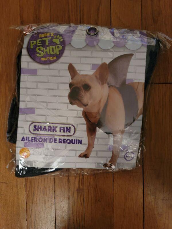 Rubie's Pet Shop Shark Fin Costume Medium/Large Dog