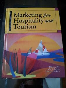 marketing for hospitality & tourism textbook Ridgehaven Tea Tree Gully Area Preview