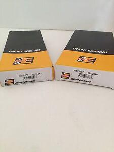 Chevy/GM 6.6 Duramax Diesel Rod and Main Bearing Thrust Kit 01-11 STD .010 .020