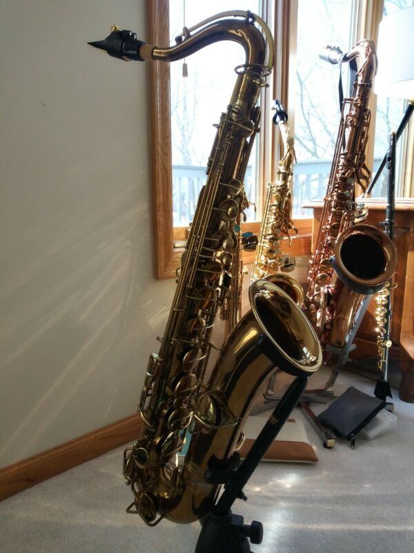Pan American C Melody Saxophone with Mouthpiece and Gardbag Case