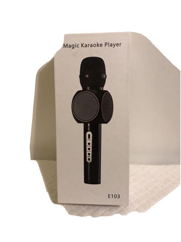 ESHISHANG Multi Magic Karaoke player Portable Wireless Bluetooth Microphone w...