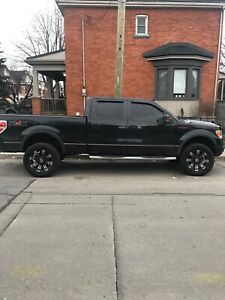 2010 FORD F 150 FX4 LOADED $13,000 OUR ANY REASONABLE OFFER