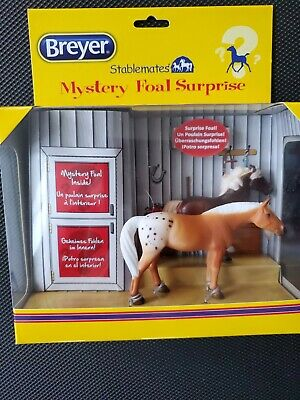 Breyer Stablemates Mystery Foal Surprise #5938