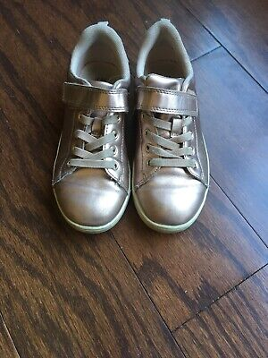 Girls Size 1 / EUR 2 Rose Gold Shies From H&M](Girls Shies)