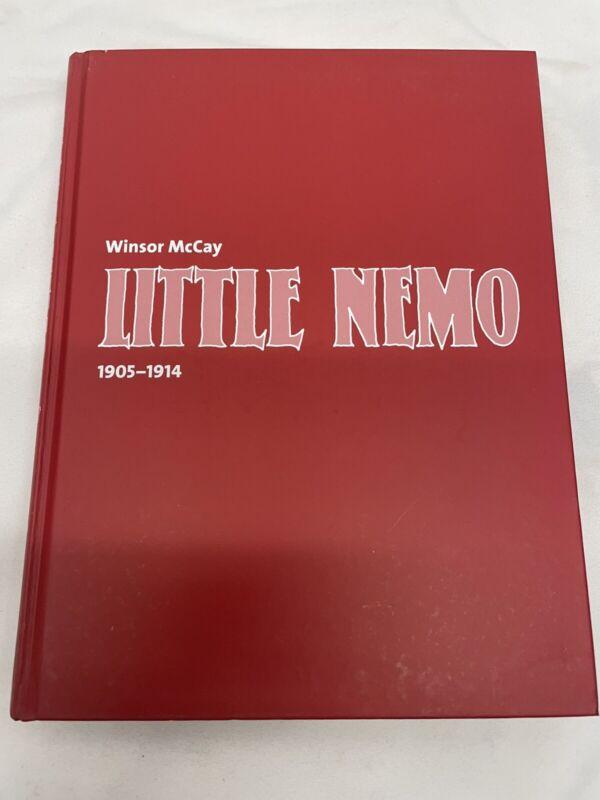 Little Nemo 1905-1914 Winsor McCay Evergreen Hardcover Slumberland