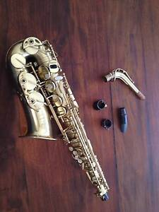 Selmer Series III Alto Saxophone Matte Gold Lacquer Bardon Brisbane North West Preview