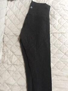 Size 6 Lululemon Leggings